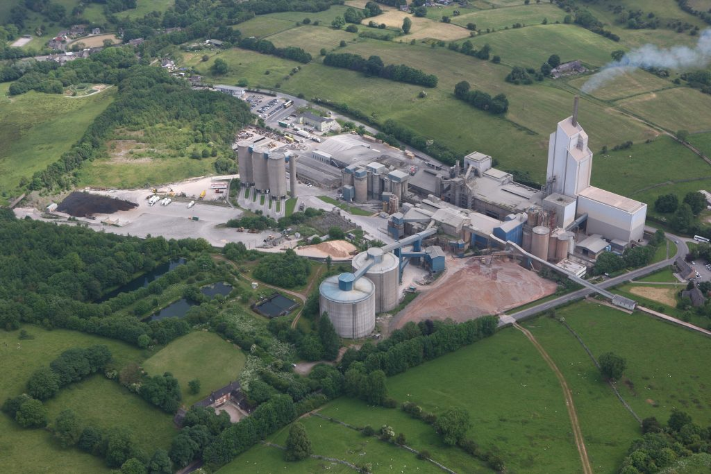 Details for Next Phase of Extraction at Cauldon Limestone